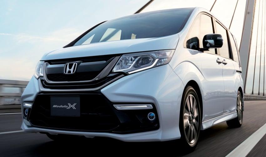 Honda StepWGN updated in Japan – Sport Hybrid i-MMD variants introduced, Sensing comes standard Image #718138