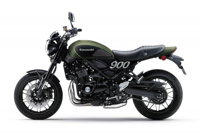 2018 Kawasaki Z900 RS Retro Sports Bike Unveiled Image 729495