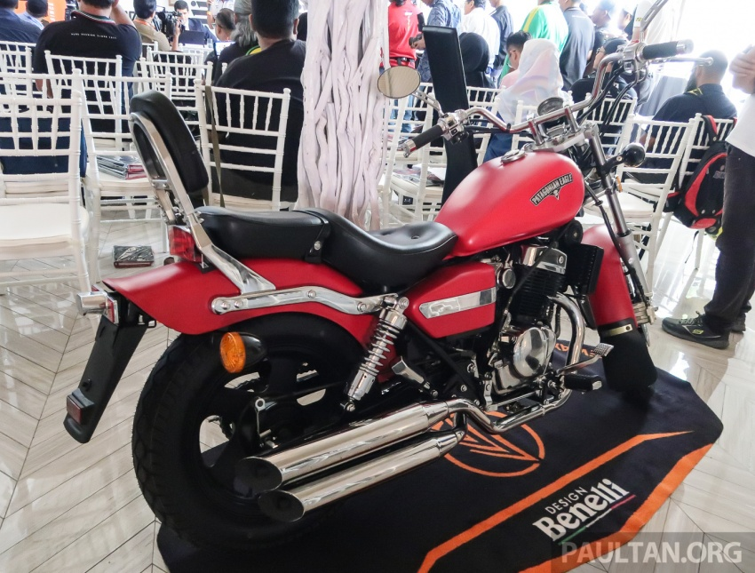 2018 Keeway K-Light 202 retro, Cafe Racer 152 and Patagonian Eagle 250 in Malaysia – from RM6,521 Image #725114