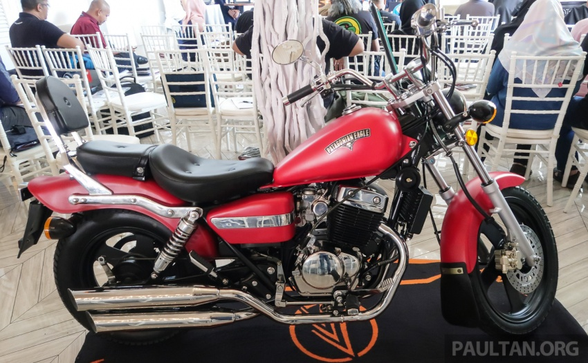 2018 Keeway K-Light 202 retro, Cafe Racer 152 and Patagonian Eagle 250 in Malaysia – from RM6,521 Image #725115