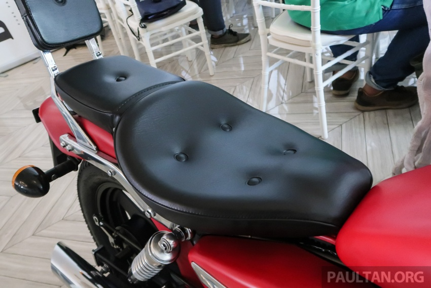 2018 Keeway K-Light 202 retro, Cafe Racer 152 and Patagonian Eagle 250 in Malaysia – from RM6,521 Image #725116
