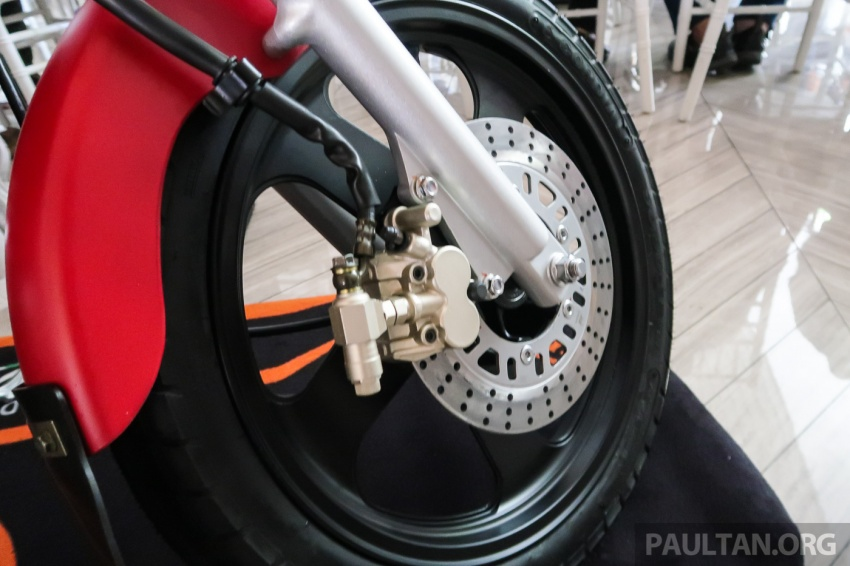 2018 Keeway K-Light 202 retro, Cafe Racer 152 and Patagonian Eagle 250 in Malaysia – from RM6,521 Image #725117