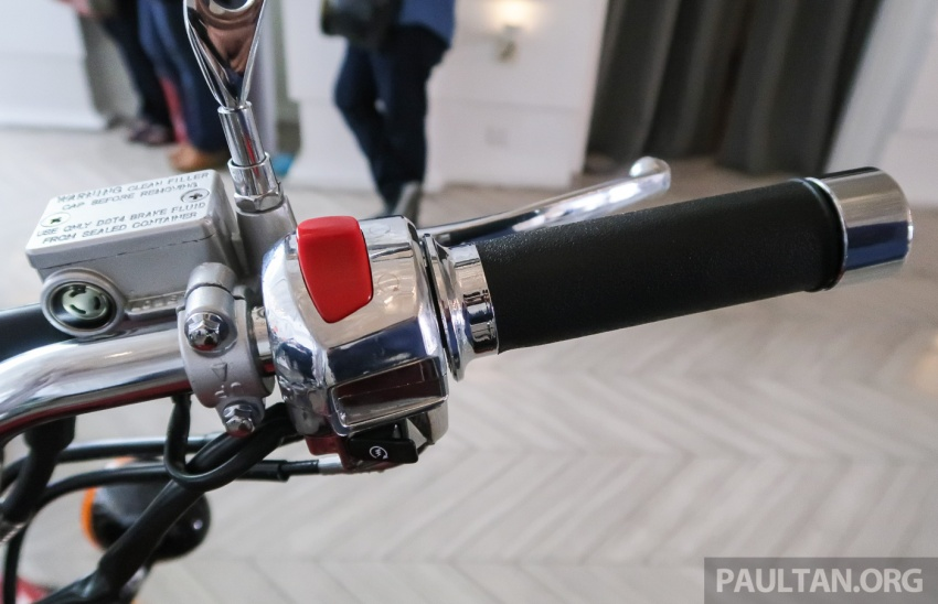 2018 Keeway K-Light 202 retro, Cafe Racer 152 and Patagonian Eagle 250 in Malaysia – from RM6,521 Image #725121