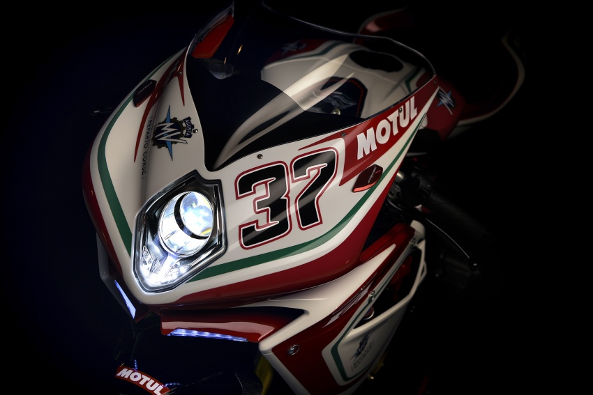 MV Agusta shows 2018 F4 LH44 and F4 RC superbikes Image #722443