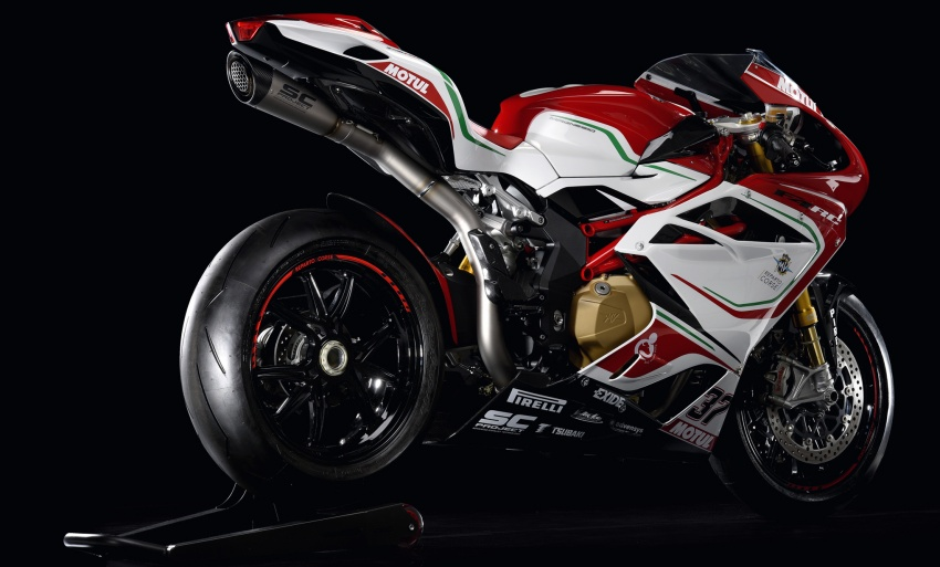 MV Agusta shows 2018 F4 LH44 and F4 RC superbikes Image #722430