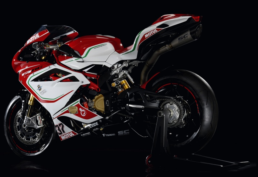 MV Agusta shows 2018 F4 LH44 and F4 RC superbikes Image #722432