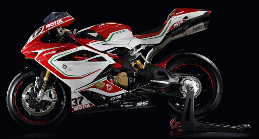 MV Agusta shows 2018 F4 LH44 and F4 RC superbikes Image #722434