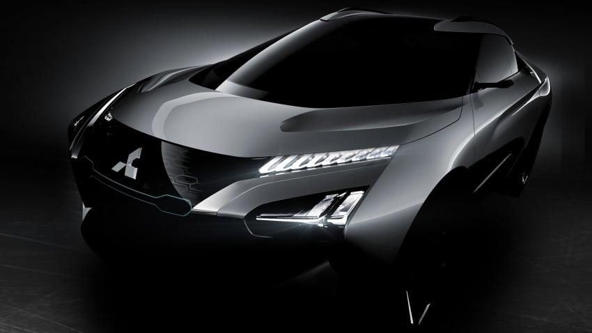 Mitsubishi e-Evolution to get high-tech electric drive Image #720220