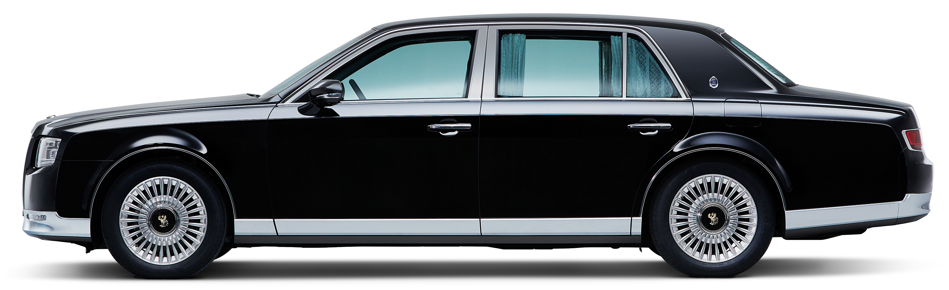 2018 toyota century. interesting century 2018 toyota century revealed ahead of tokyo debut u2013 japanese sclass drops  v12 for in toyota century n