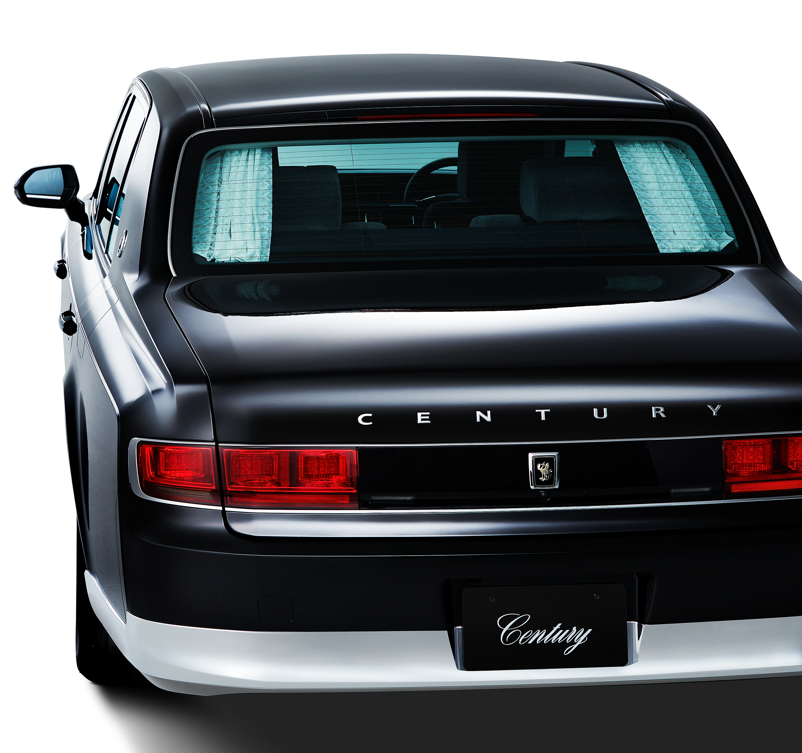 2018 Toyota Century Revealed Ahead Of Tokyo Debut
