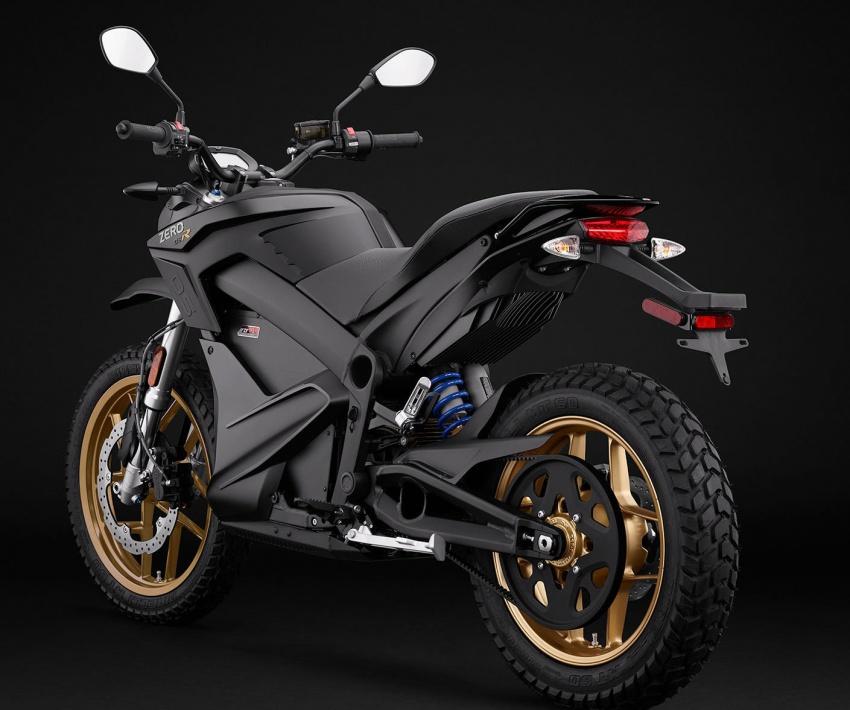 Zero Motorcycles Range