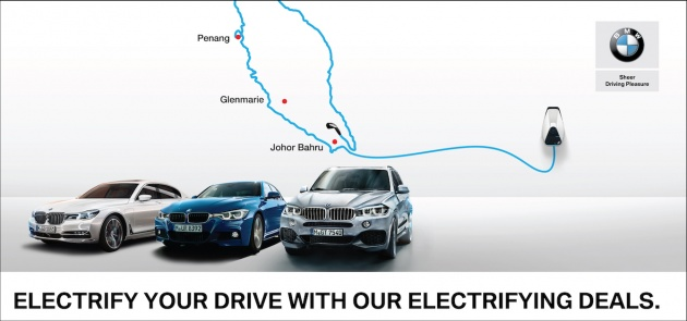 Ad Auto Bavaria Hybrid Affair Get Electrifying Deals On Bmw Plug In Models This Weekend