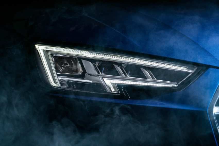 Audi A4 B9 dengan pakej Tech Pack dilancar untuk pasaran Malaysia – harga pengenalan bermula RM224k Image #718152
