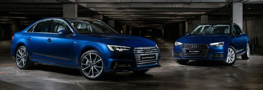 Audi A4 B9 dengan pakej Tech Pack dilancar untuk pasaran Malaysia – harga pengenalan bermula RM224k Image #718156