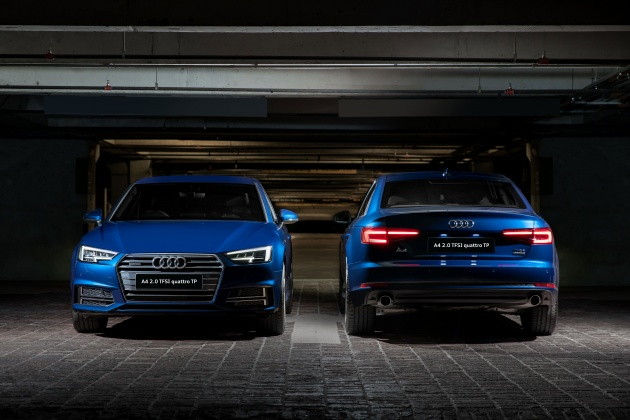 B9 Audi A4 Tech Pack Variants Launched In Malaysia 14 Tfsi 20