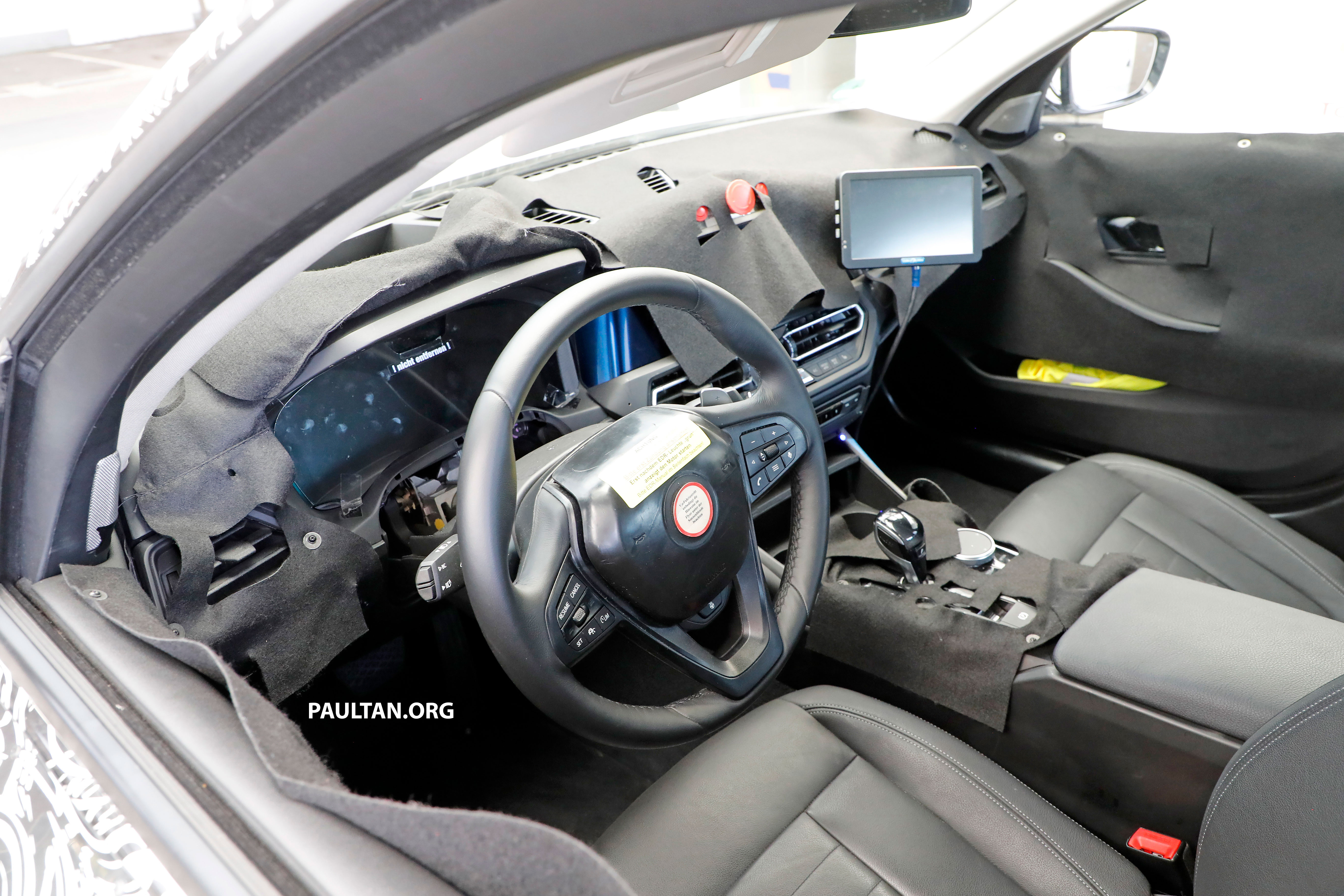 Spied G20 Bmw 3 Series Seen Again With Interior Paul Tan Image