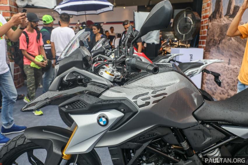 BMW G310GS tiba di pasaran Malaysia – RM29,900 Image #729704