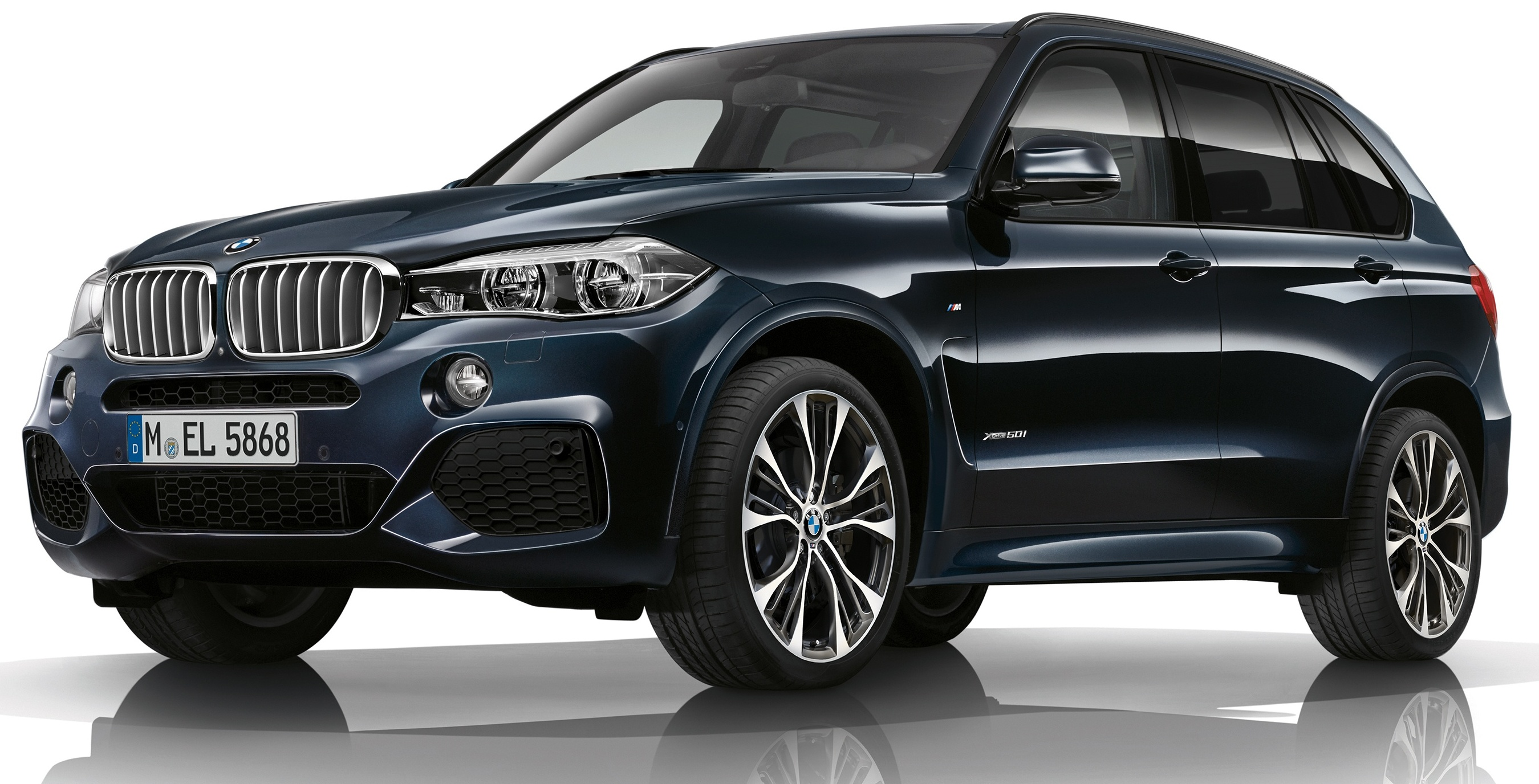 Bmw X5 Special Edition X6 M Sport Edition Unveiled