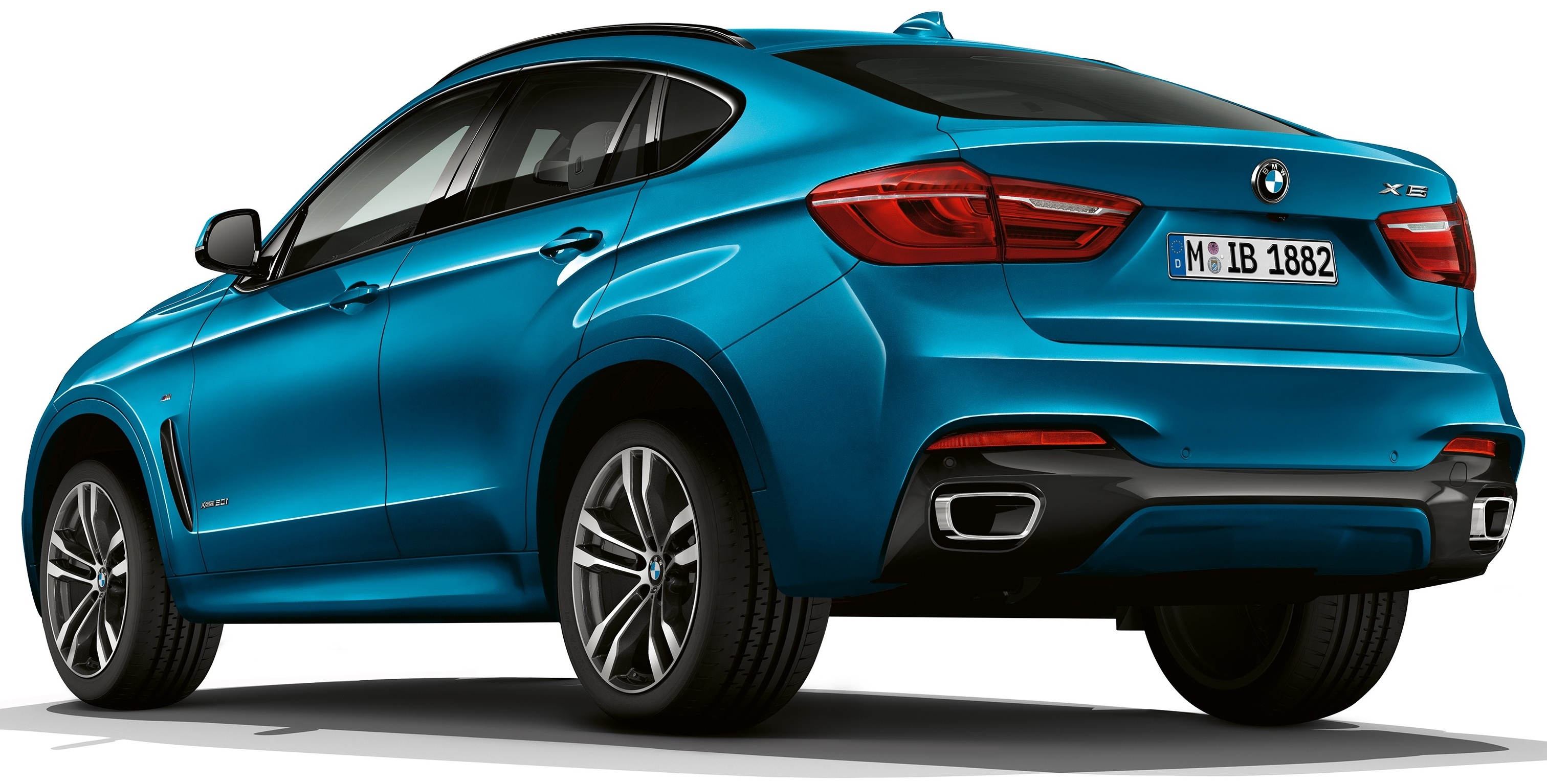 Bmw X5 Special Edition X6 M Sport Edition Unveiled Paul Tan Image