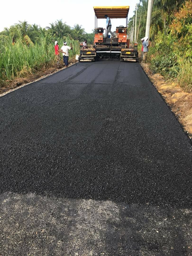 Teluk Intan first to get rubberised roads in Malaysia Image #723504