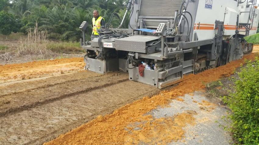 Teluk Intan first to get rubberised roads in Malaysia Image #723508