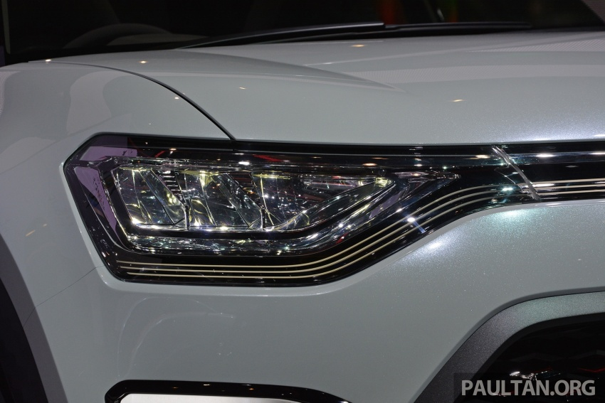 Tokyo 2017: Daihatsu DN Trec – Perodua's new SUV? Image #727828