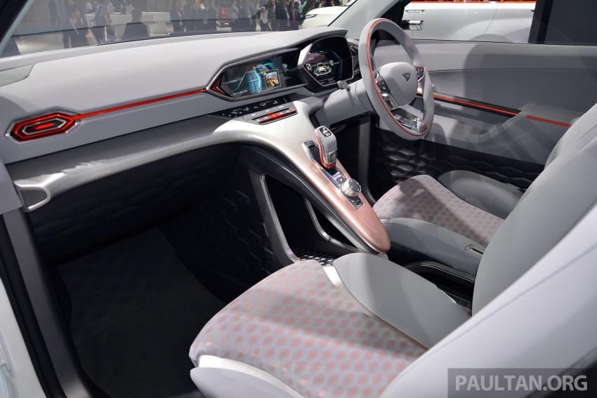Tokyo 2017: Daihatsu DN Trec – Perodua's new SUV? Image #730808