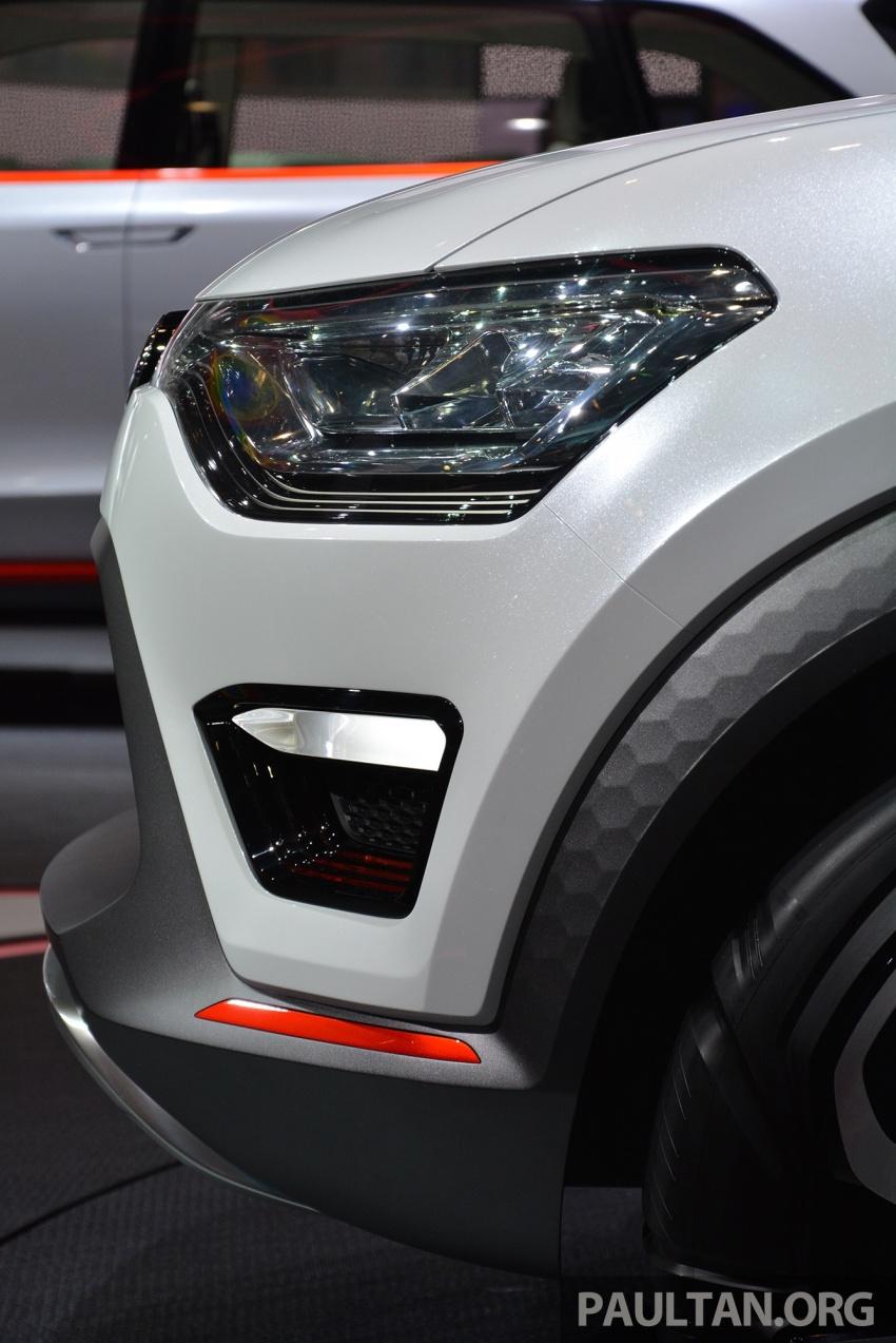 Tokyo 2017: Daihatsu DN Trec – SUV baru Perodua? Image #728485