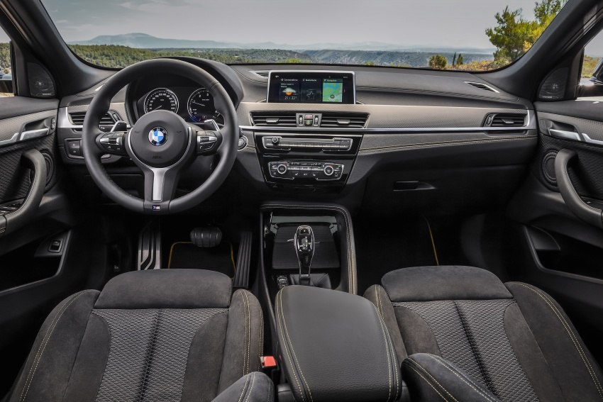 F39 BMW X2 unveiled with new M Sport X package Image #728941