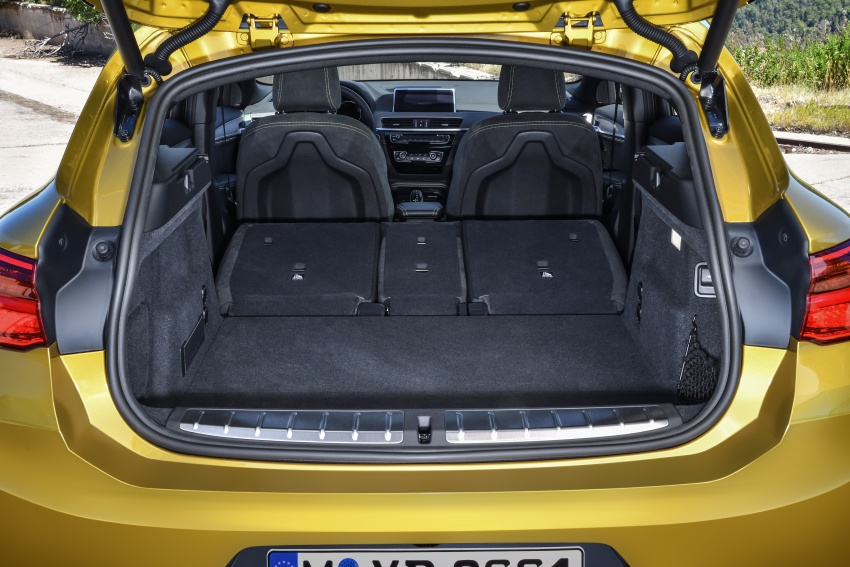 F39 BMW X2 unveiled with new M Sport X package Image #728948