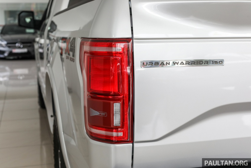 Ford F-150 previewed in Malaysia – CKD right-hand drive, four engine variants available, from RM389k Image #724400