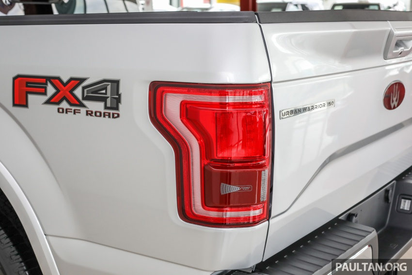 Ford F-150 previewed in Malaysia – CKD right-hand drive, four engine variants available, from RM389k Image #724401