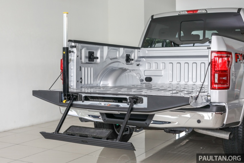 Ford F-150 previewed in Malaysia – CKD right-hand drive, four engine variants available, from RM389k Image #724415
