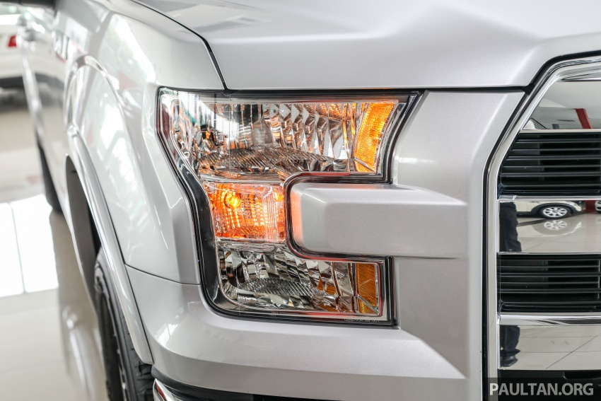 Ford F-150 previewed in Malaysia – CKD right-hand drive, four engine variants available, from RM389k Image #724381