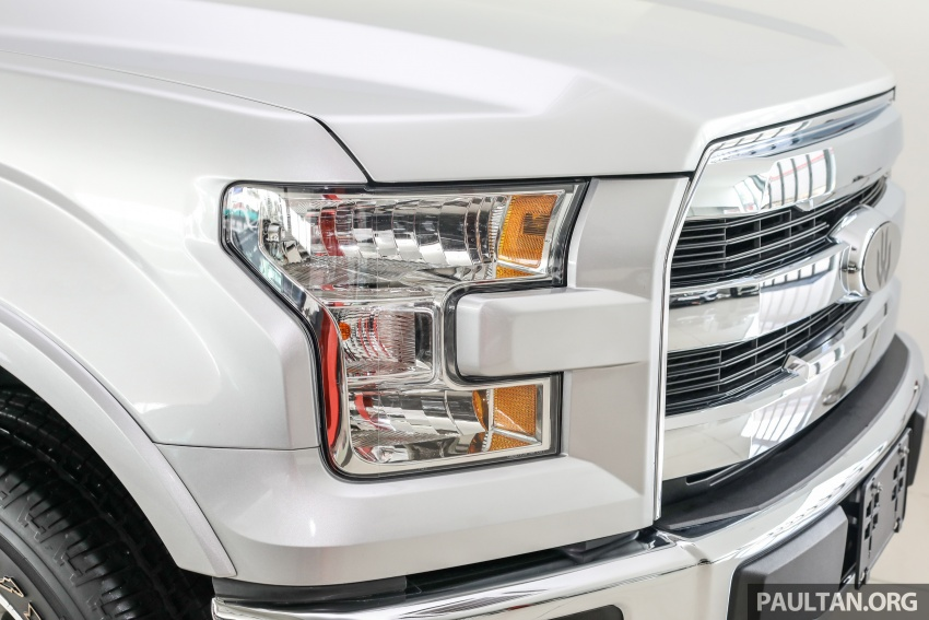 Ford F-150 previewed in Malaysia – CKD right-hand drive, four engine variants available, from RM389k Image #724382
