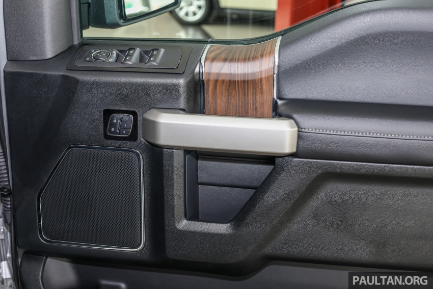 Ford F-150 previewed in Malaysia – CKD right-hand drive, four engine variants available, from RM389k Image #724364