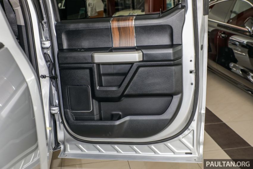 Ford F-150 previewed in Malaysia – CKD right-hand drive, four engine variants available, from RM389k Image #724372