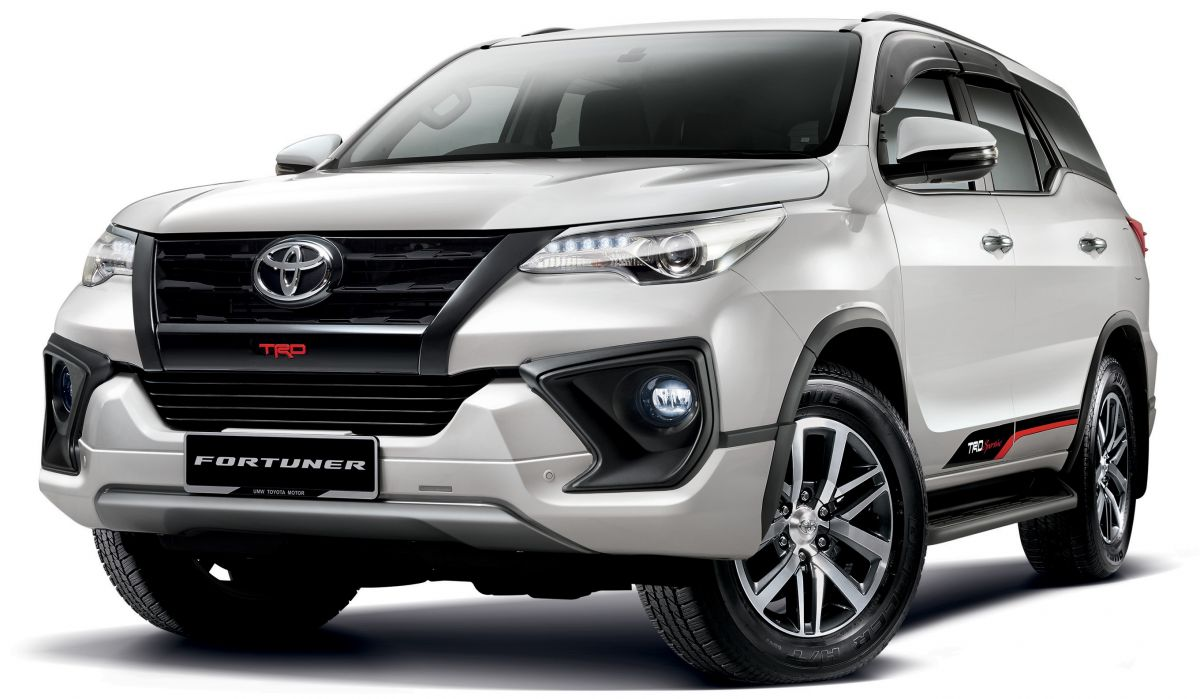 Toyota Fortuner Updated, Now On Sale