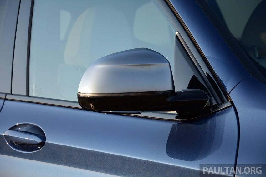 DRIVEN: G01 BMW X3 M40i – same same but better Image #725727