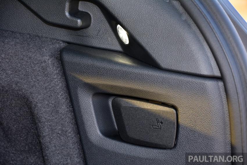 DRIVEN: G01 BMW X3 M40i – same same but better Image #725749