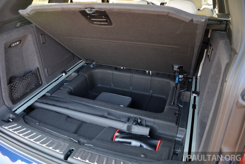 DRIVEN: G01 BMW X3 M40i – same same but better Image #725753