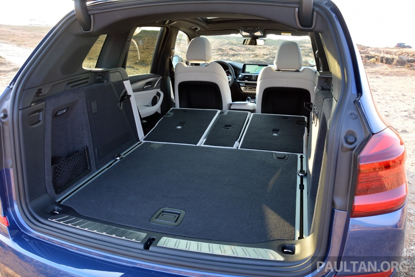 DRIVEN: G01 BMW X3 M40i – same same but better Image #725761