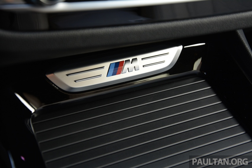 DRIVEN: G01 BMW X3 M40i – same same but better Image #725767