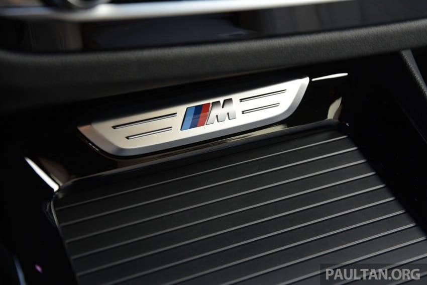 DRIVEN: G01 BMW X3 M40i – same same but better Image #725767