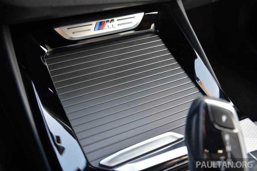 DRIVEN: G01 BMW X3 M40i – same same but better Image #725768