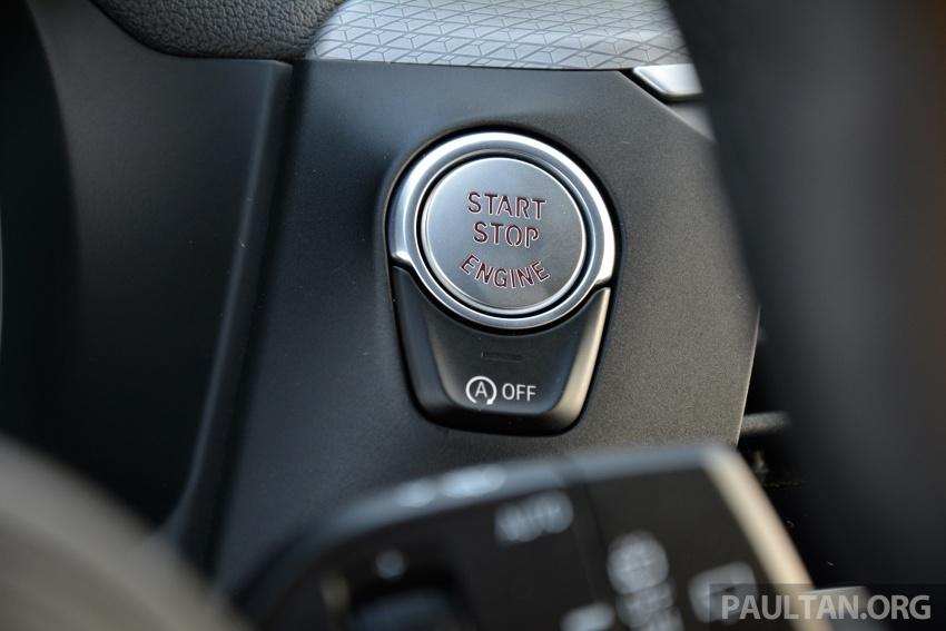 DRIVEN: G01 BMW X3 M40i – same same but better Image #725769