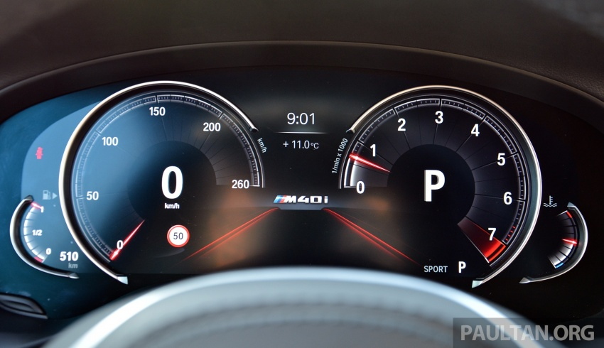 DRIVEN: G01 BMW X3 M40i – same same but better Image #725780