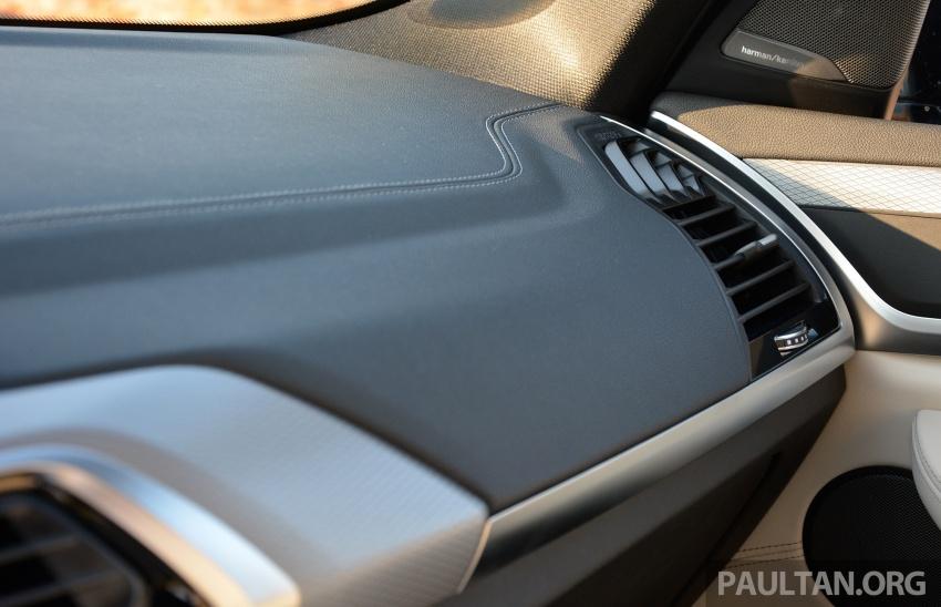 DRIVEN: G01 BMW X3 M40i – same same but better Image #725782
