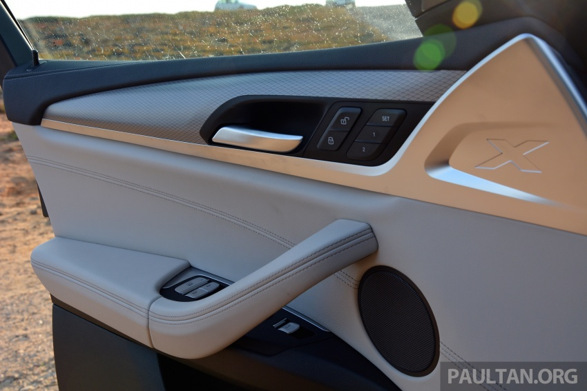 DRIVEN: G01 BMW X3 M40i – same same but better Image #725783