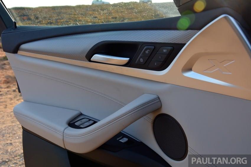 DRIVEN: G01 BMW X3 M40i – same same but better Image #725783